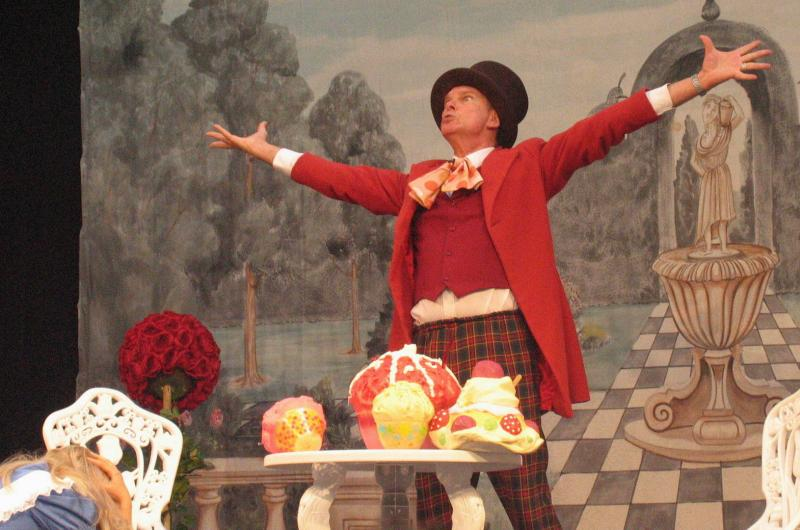 Our Mad Hatter's Tea Party remains one of our most popular shows.