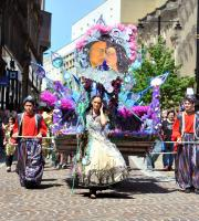 For many years we have worked with Bradford Council to provide the spectacular Lord Mayor's Carnival Parade.