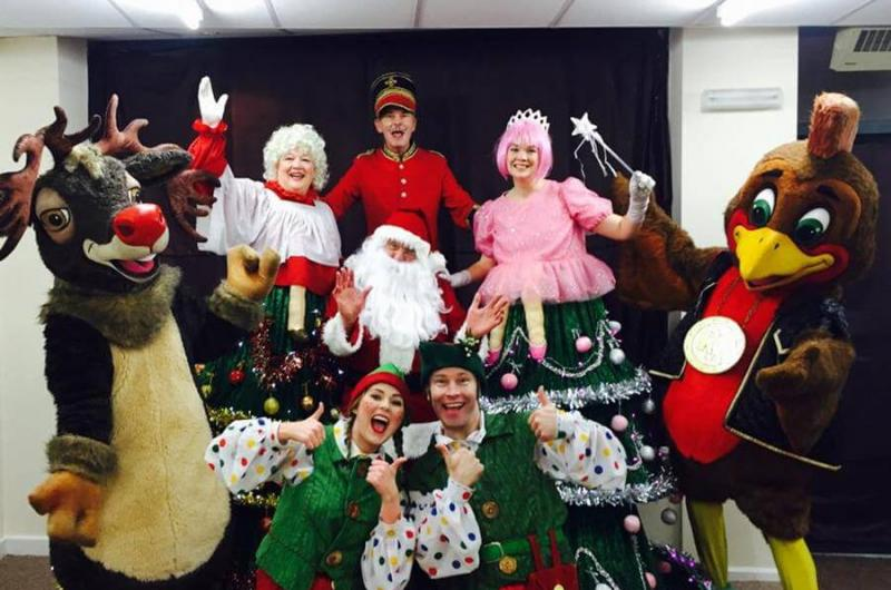 It was another fabulous festive period - all our favourite characters were out and about across the country!