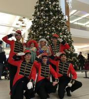 Five Toy Soldiers went to intu Victoria (Nottingham) on behalf of Maynineteen for three days of Black Friday shopping!
